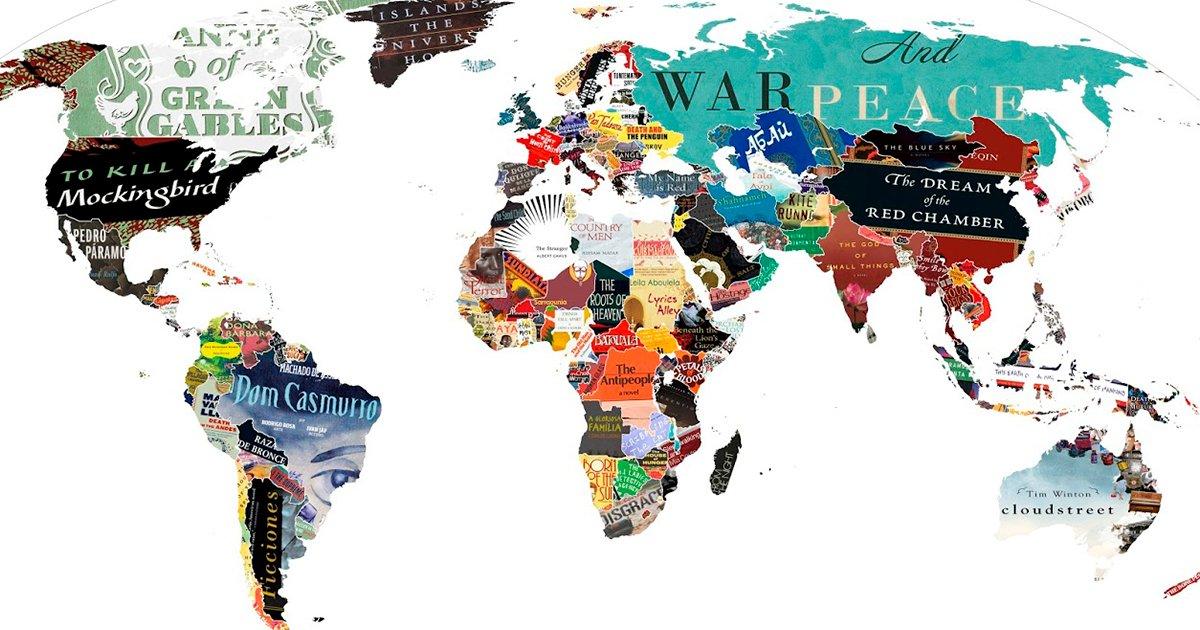 cpver.png?resize=1200,630 - El libro favorito de cada país visualizado en un mapa mundial