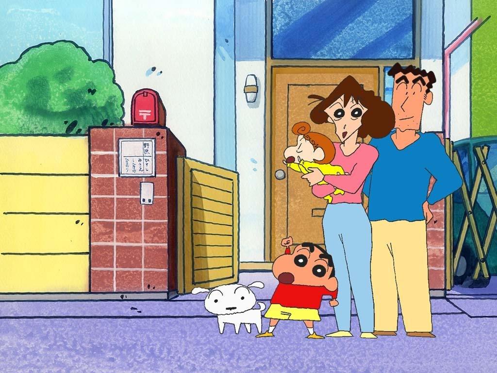 Image result for クレヨンしんちゃん