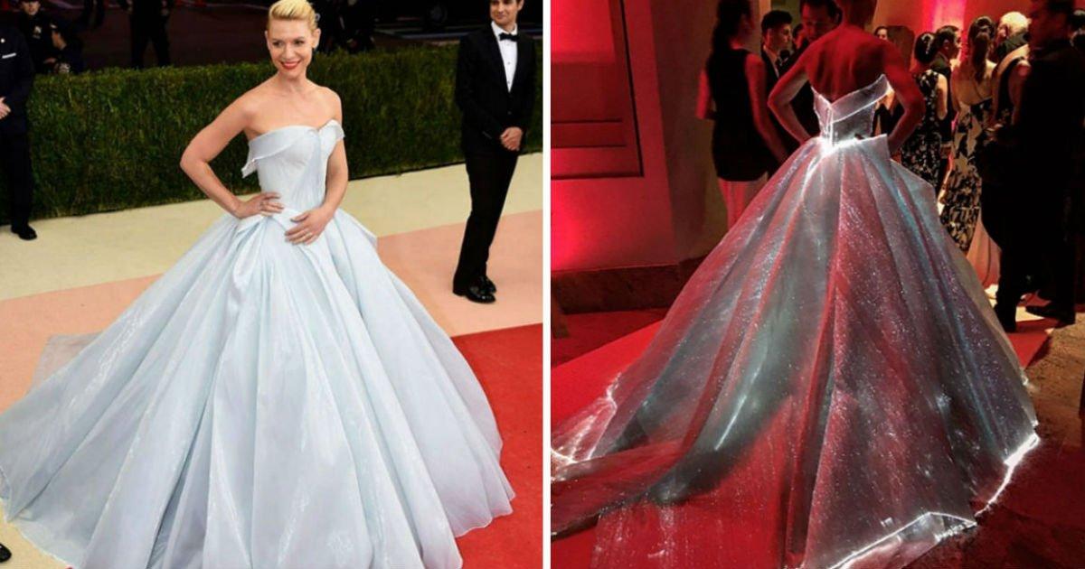 """d 2 - """"신데렐라 드레스 실사판"""" 무려 6명이 '600시간' 동안 공들인 드레스 (사진)"""