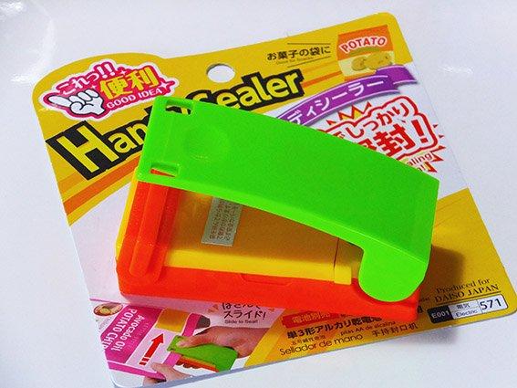 ダイソー,人気商品 ハンディーシーラー에 대한 이미지 검색결과