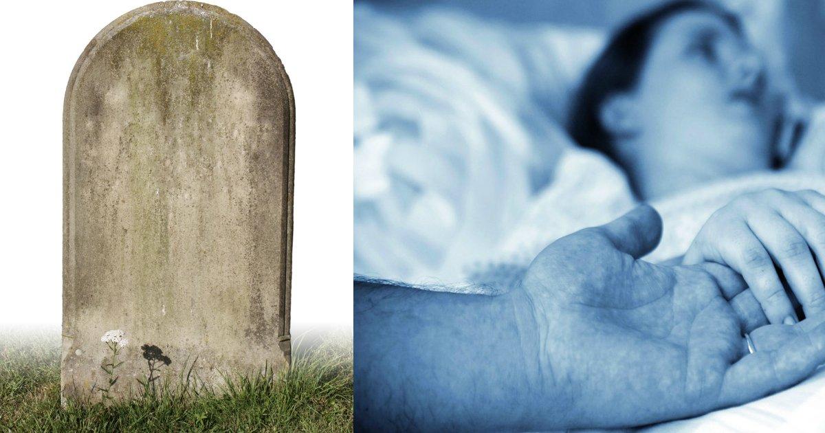 death.jpg?resize=1200,630 - Señales que demuestran que estás muriendo: el proceso de morir tiene sus propios síntomas, y habla por sí mismo