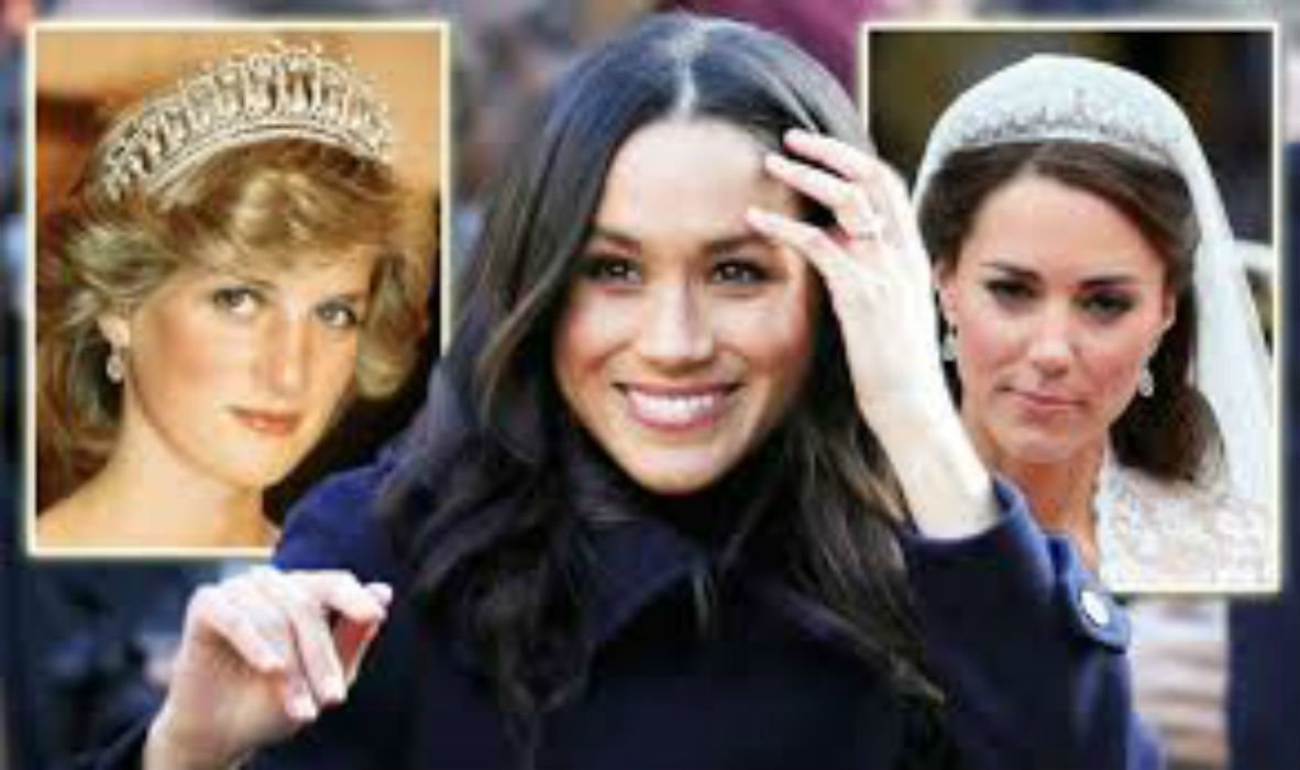 download 39 - The Reason Why Kate Middleton Can Wear A Tiara But Meghan Markle Can't!