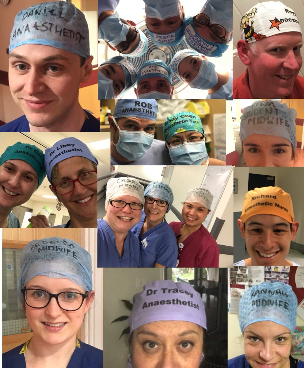 dra rdavqaegbqv1 - Doctor Writes His Name and Profession on His Scrub Cap And It Changes Medicine