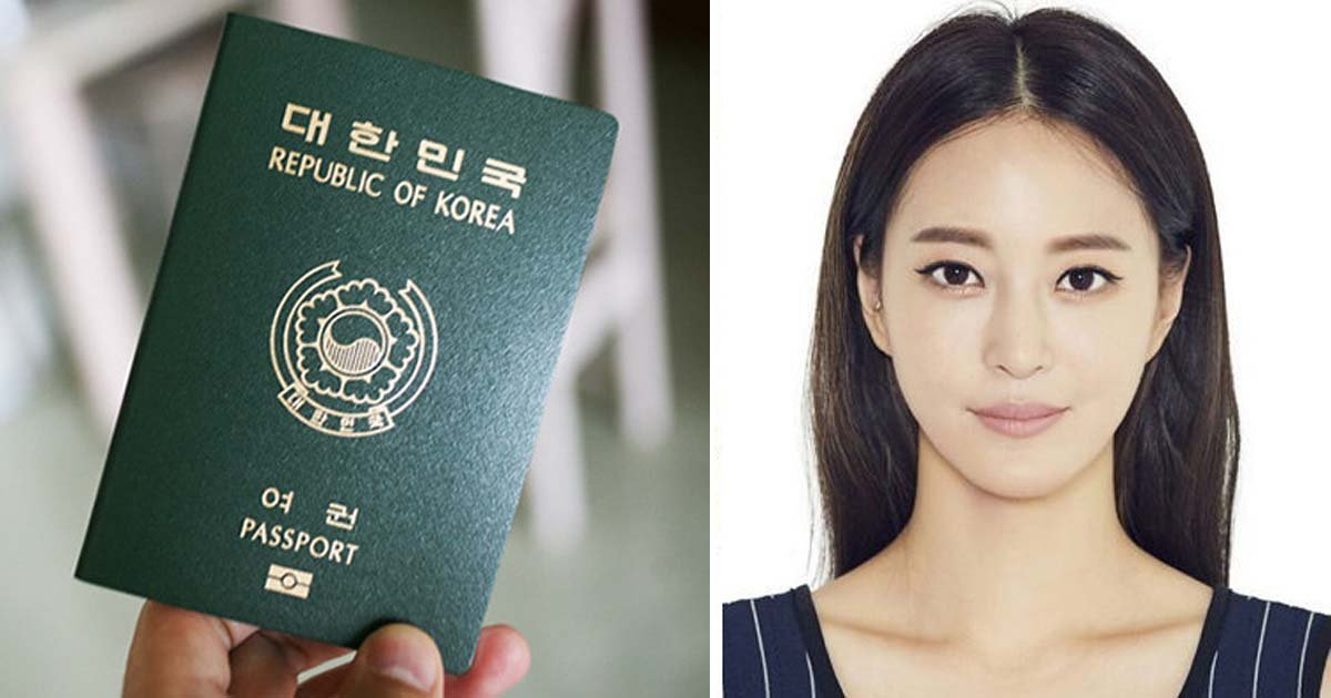 "ebacb4eca09c 1 ebb3b5ec82ac 11 - 완화된 여권사진 규정, ""이제 여권 사진 찍을 때 양쪽 귀 가려도 된다"""