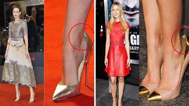 ec8db8eb84ac1 3 1.jpg?resize=648,365 - L'astuce des célébrités : Voilà pourquoi les stars portent des escarpins trop grands pour elles!