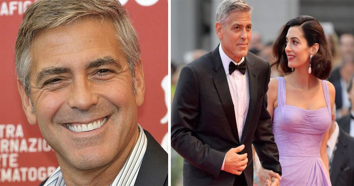 ec8db8eb84ac14 - George Clooney se recusa a contratar uma babá para seus gêmeos. A razão é de derreter nosso coração