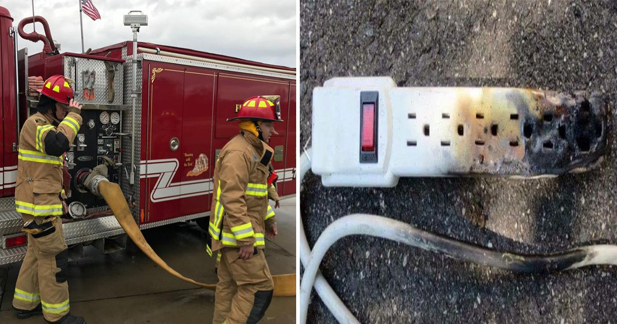 ec8db8eb84ac15 2.jpg?resize=1200,630 - Fire Department Issues A Firm Warning. The One Extension Cord Mistake You Should Not Make