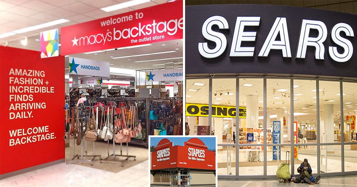 ec8db8eb84ac17 1 - These Major Retailers Are Each Closing At leat Hundreds of Stores Nationwide