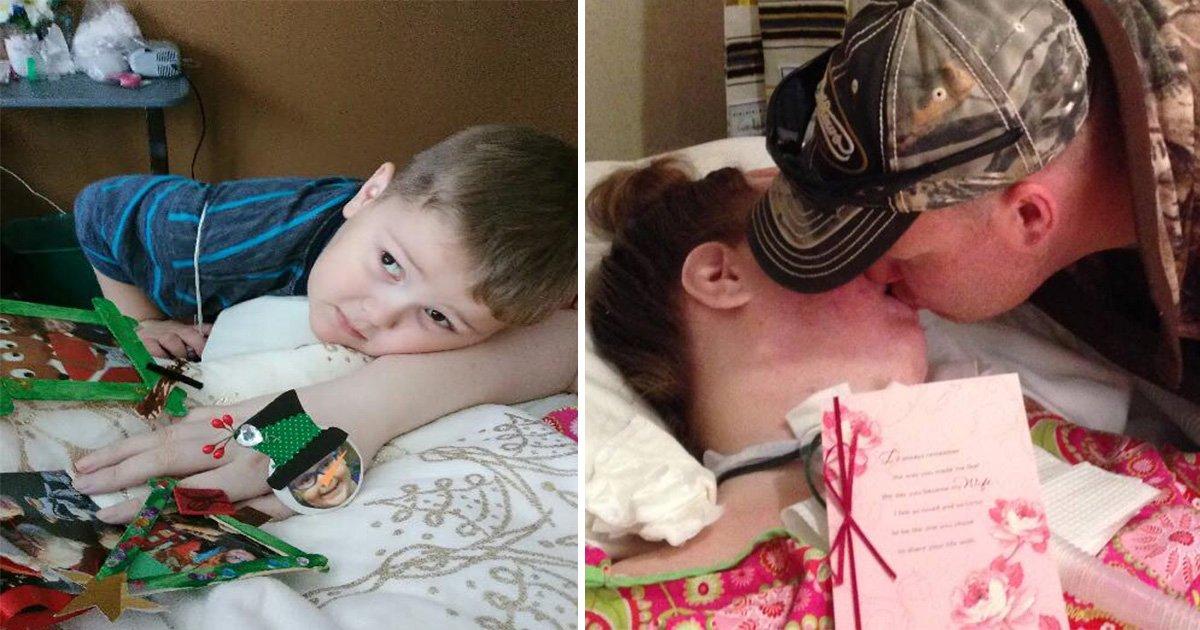 ec8db8eb84ac3 4.jpg?resize=648,365 - Una mamá de Texas cae en coma antes de dar a luz, se mantiene en coma después del nacimiento de su hijo