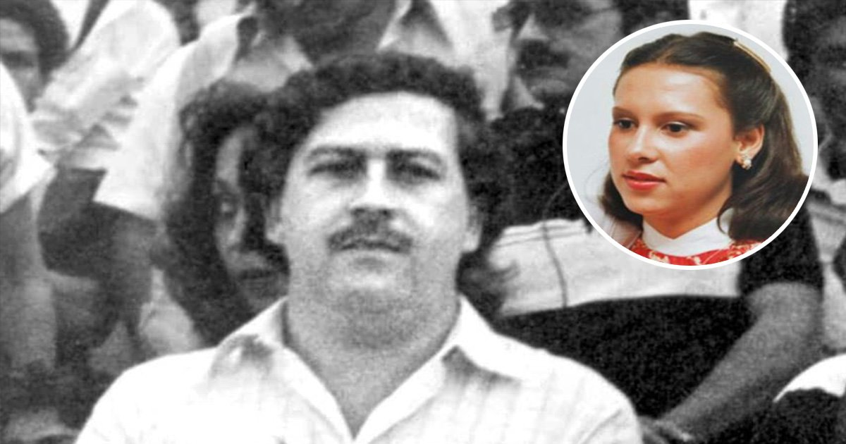 ec8db8eb84ac3 7 - Wife Of Pablo Escobar Shares What Life Was Like To Be Married To The King Of Cocaine