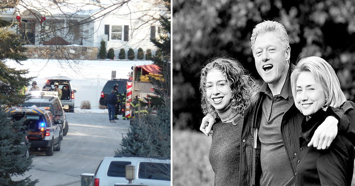 ec8db8eb84ac3 8.jpg?resize=300,169 - Fire Breaks Out at Bill and Hillary Clinton's Home in New York