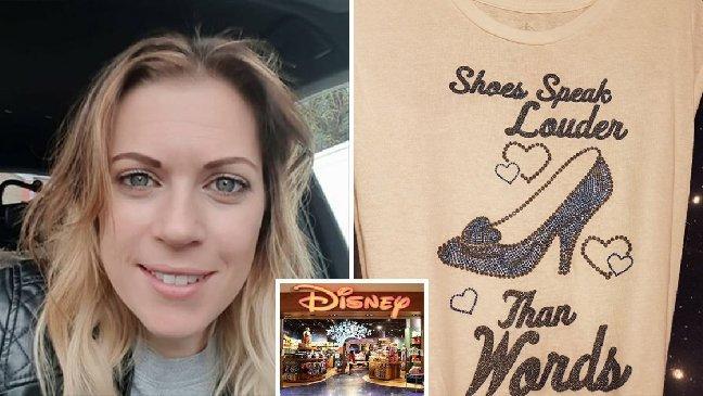 ec8db8eb84ac8 5 1 - Une femme épingle Disney pour le message inscrit sur un de leur t-shirt pour fille