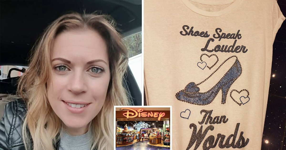 ec8db8eb84ac8 5 - Woman Get Furious Over The Message Written on Young Girls T-shirts At A Disney Store
