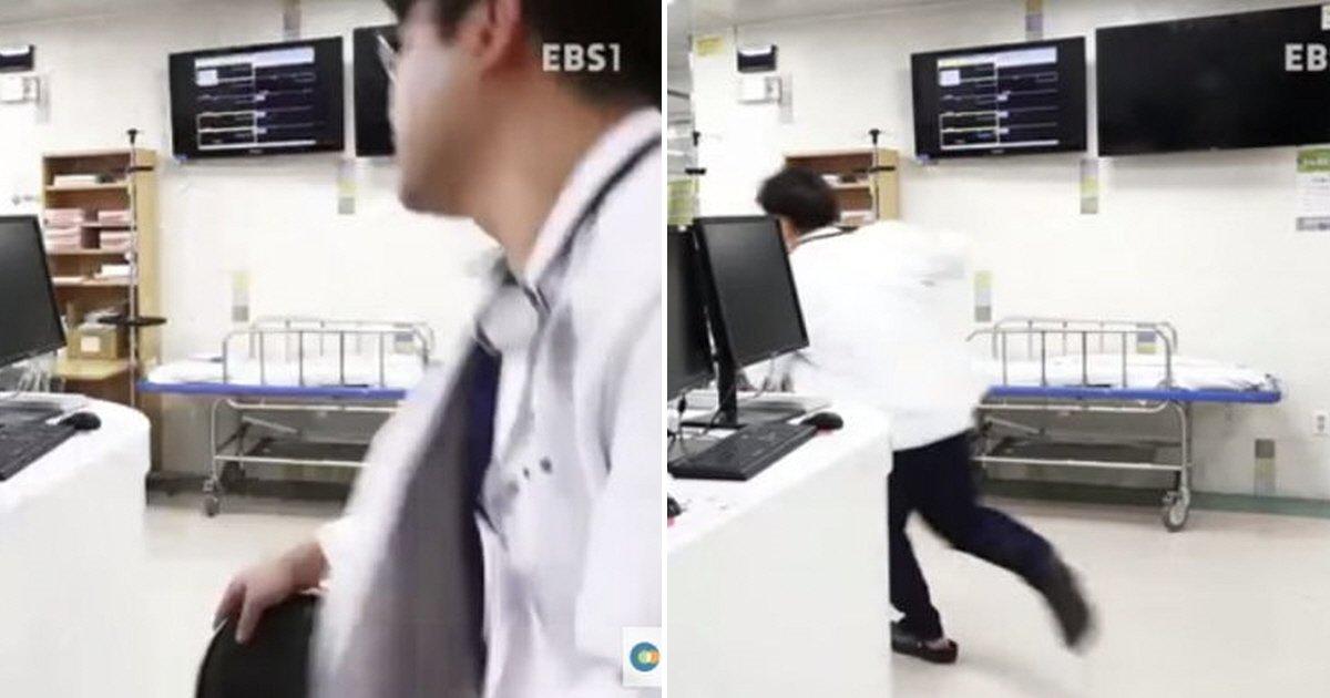 eca09cebaaa9 ec9786ec9d8c 10.png?resize=300,169 - 인터뷰 도중 응급환자 도착하자 바로 뛰쳐나가는 의사 (영상)