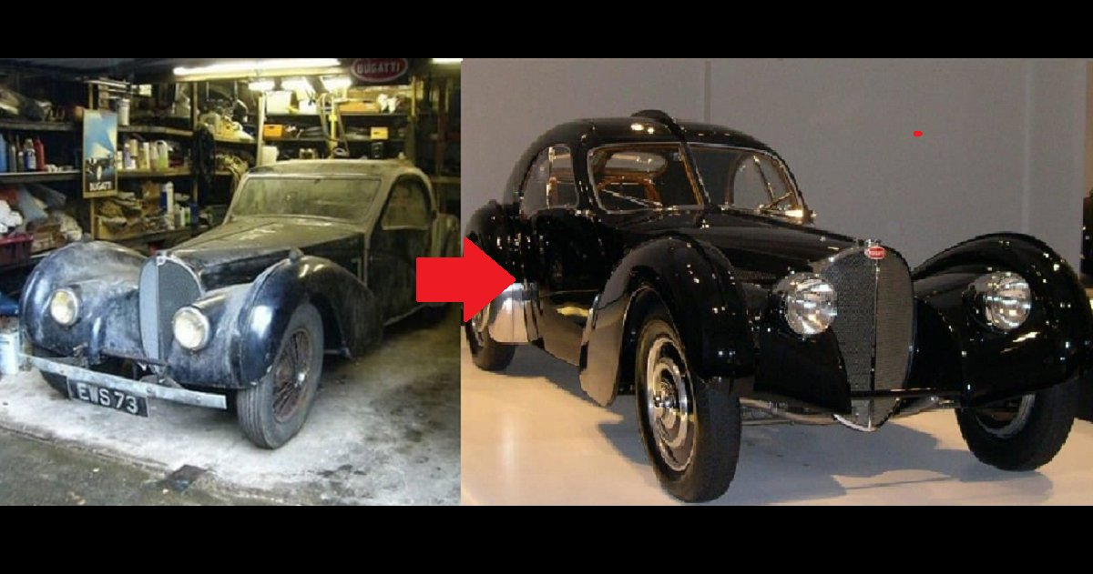 eca09cebaaa9 ec9786ec9d8c 34 - They Inherit  Old Garage With A Rusty Vehicle... That turned Out To Be Worth $8.5M?