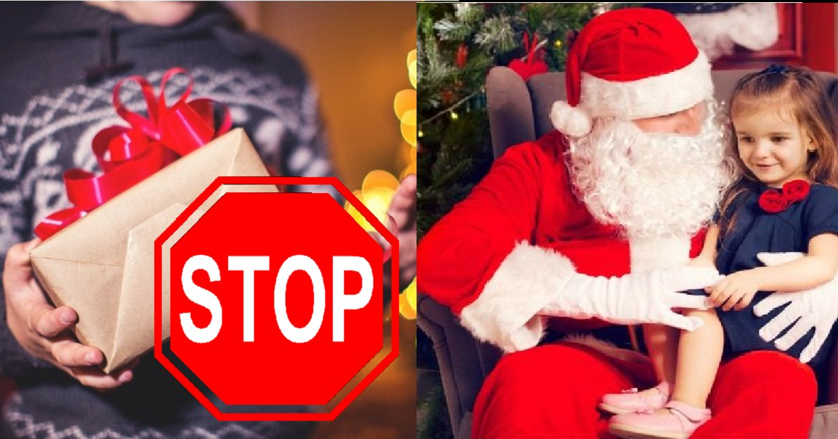 eca09cebaaa9 ec9786ec9d8c1 6 - Social Worker Asks Parents to Stop Giving Santa, Fake Credit For Expensive Gifts