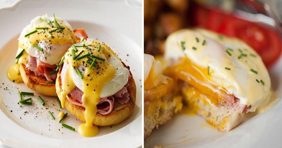 eggs - Ultimate Eggs Benedict Recipe For A Perfect Breakfast
