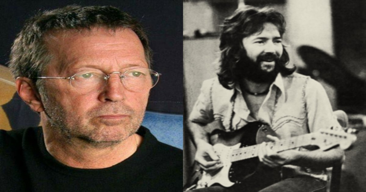 eric tn - Even After Revealing His Health Crisis, Clapton Believe Fans Will Still Love Him At 72 Years Age