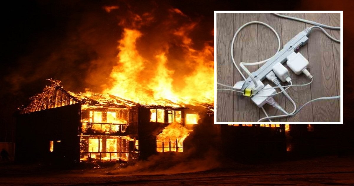 extensioncord4 1.jpg?resize=636,358 - Fire Departments Send Warnings To Remind You Not To Commit This Extension Cord Mistake