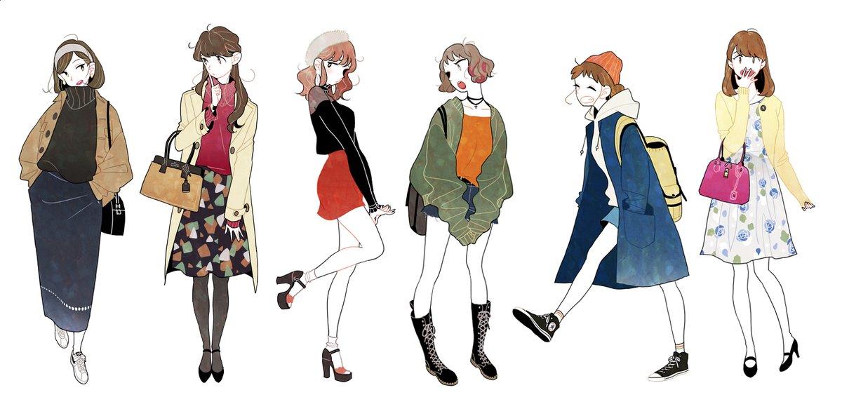 ファッションの系統에 대한 이미지 검색결과