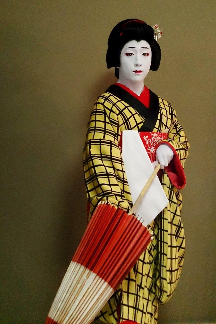 歌舞伎の女形 中村米吉에 대한 이미지 검색결과