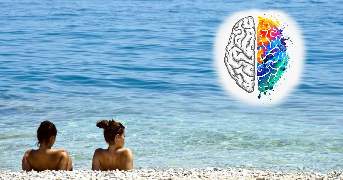 ghghg67 - Going To The Beach Can Improve Your Life And Help Your Brain, Scientists Explained