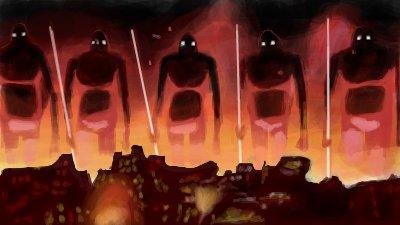 「風の谷のナウシカ 巨神兵」の画像検索結果