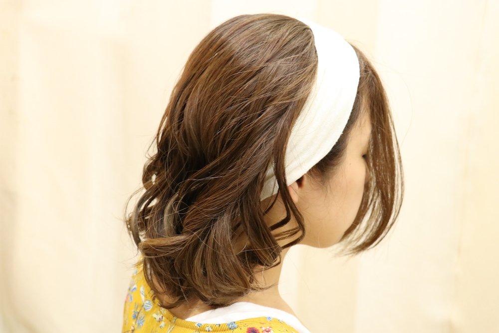 前髪の髪型工夫とヘアバンド에 대한 이미지 검색결과