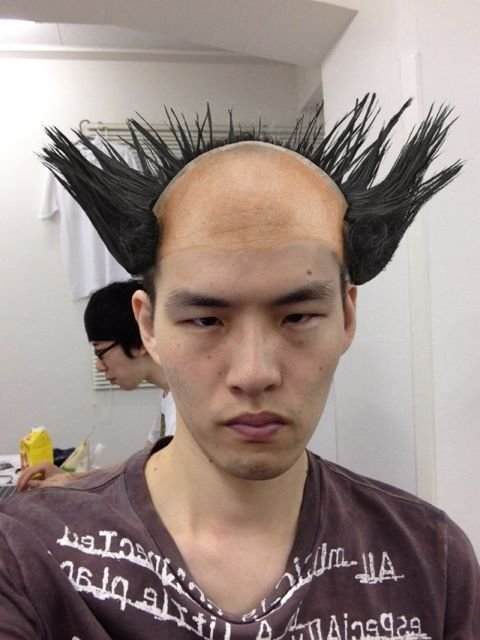 hairjam 64 - 周りと差をつける!面白い髪型でクラスの人気者を目指す