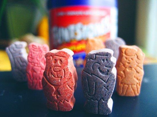 Image result for Flintstone vitamins