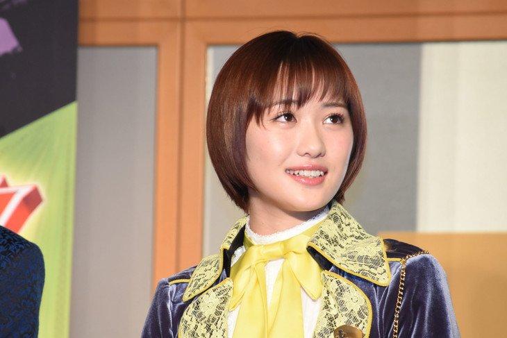 haruka kudo first hero drama DSC 0077 fixw 730 hq - 元モーニング娘、工藤遥が史上初のダブル戦隊ヒロイン?!「一生の宝物に」