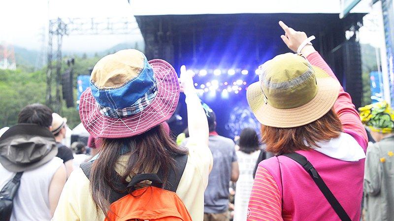 Image result for 野外フェスにおすすめの帽子
