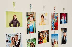 壁に写真を飾る マグネットロープ에 대한 이미지 검색결과