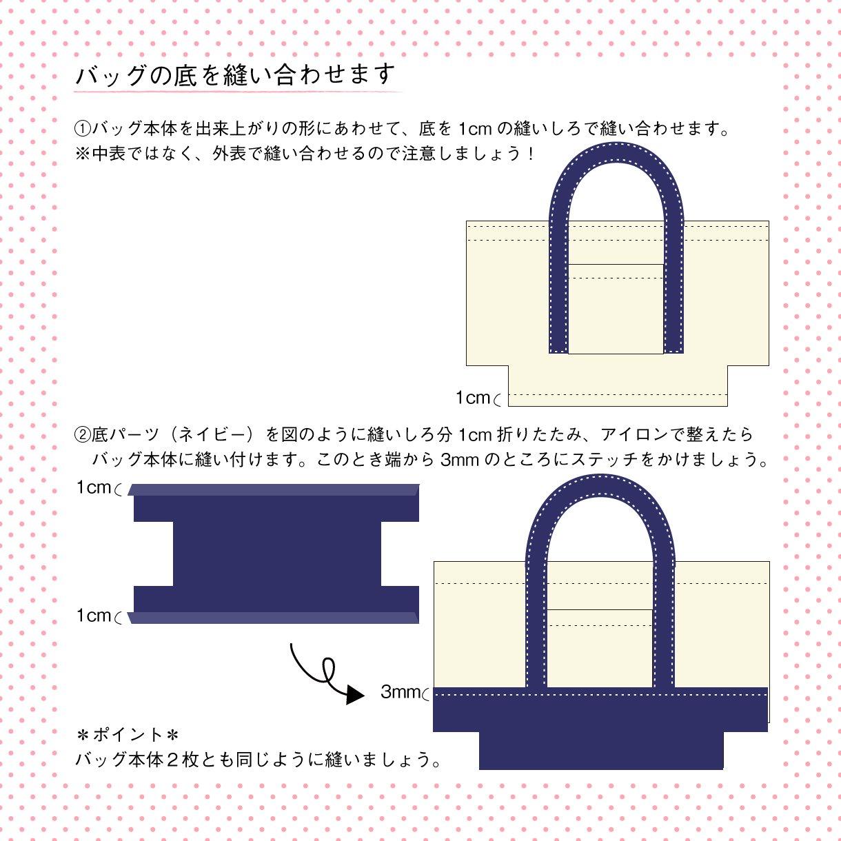 トートバッグ, 作り方에 대한 이미지 검색결과