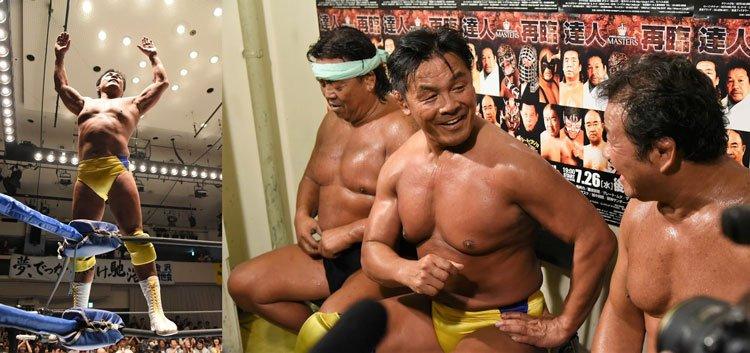 i killed the disciple what kensuke sasakis ridiculous shigo 170726Masters5I - 弟子を殺した!?佐々木健介のとんでもないシゴキエピソード