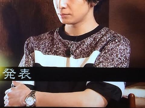 生田斗真 ロレックス에 대한 이미지 검색결과