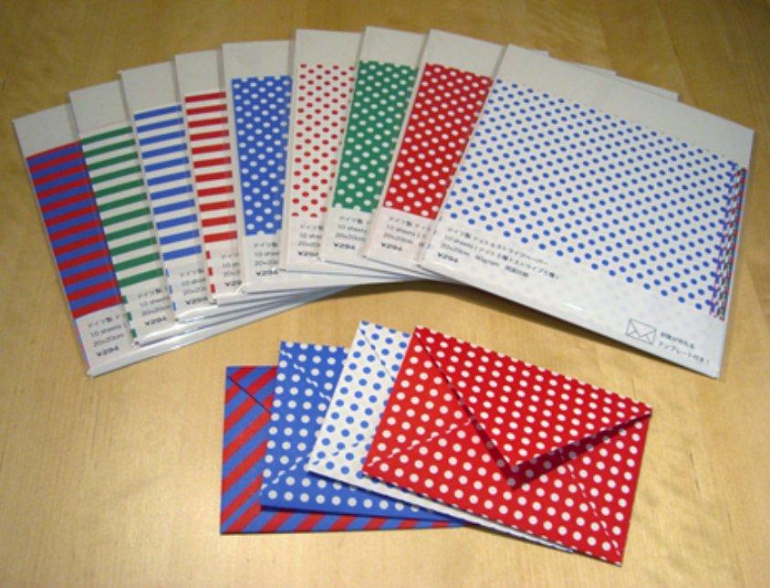 img 5a535e6c1278f - 折り紙で作れるかわいい5つの封筒を大公開します!