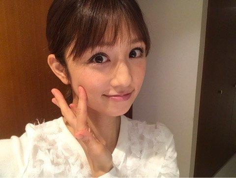 img 5a57865511769 - 小倉優子の目が不自然すぎる!?もしかして整形してるのでは……