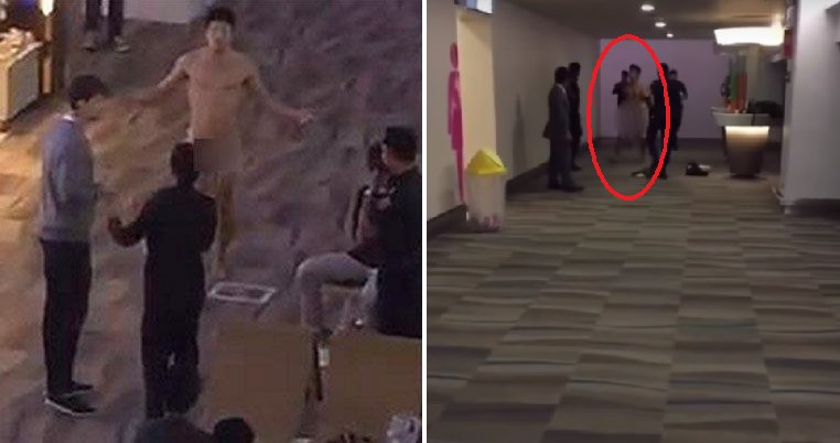 img 5a58246aa0fcb.png?resize=1200,630 - タイの空港で裸で人々の顔にXを投げる男性