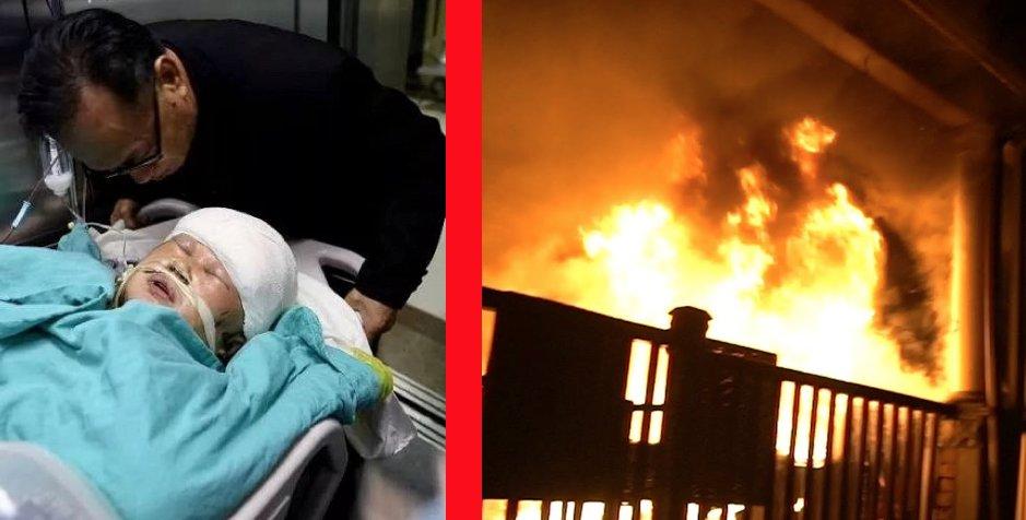 img 5a5868f90840c.png?resize=1200,630 - 全身に「火」が燃えて痛みを抱えながらも「孫娘」を救ったおばあさん