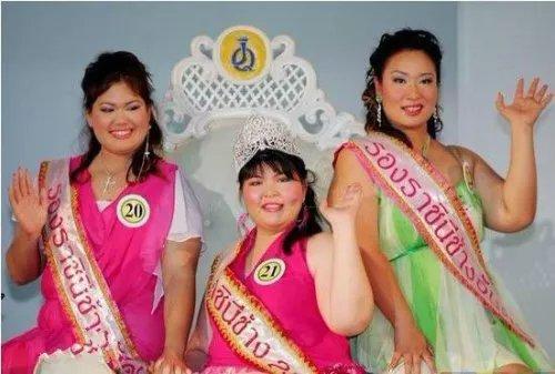 img 5a5d734220b5c.png?resize=1200,630 - 泰國「大象小姐」選美比賽!沒超過80公斤不準參賽