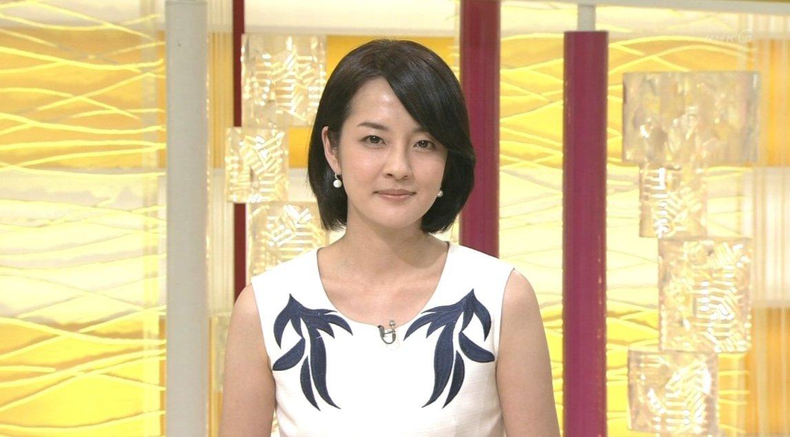nhkのアナウンサー鈴木奈穂子は...