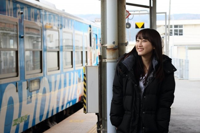 img 5a61c41708ad2 - 松井玲奈は芸能界でも鉄道好きで有名なアイドルです