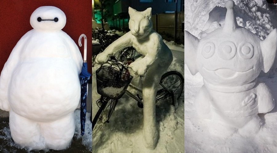 img 5a6973347e887.png?resize=1200,630 - 海外でも大話題!日本のオタクたちが雪だるまにオタク力出しすぎた件