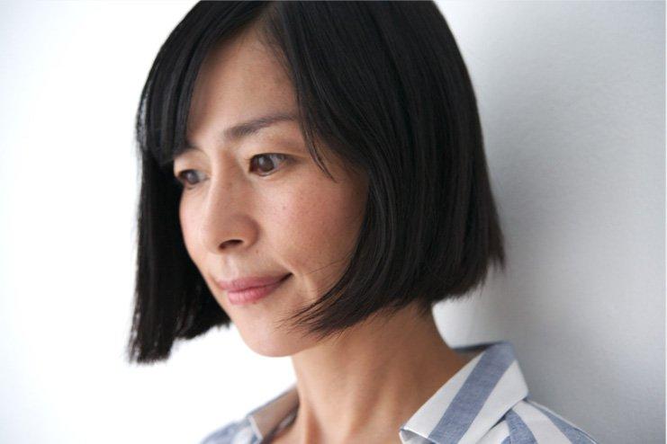 西田尚美 横顔