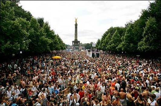 「ラブパレード」の画像検索結果