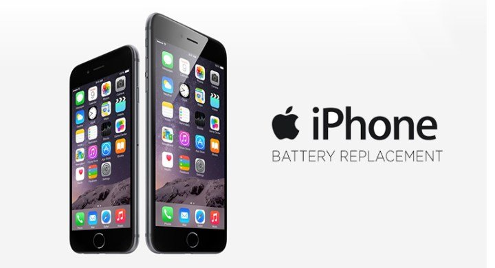 iphone battery replacement - Apple Offer to Replace All the Affected Batteries Due To Their System Upgrade at a Discounted Price