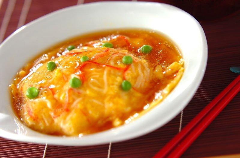 Image result for 天津飯