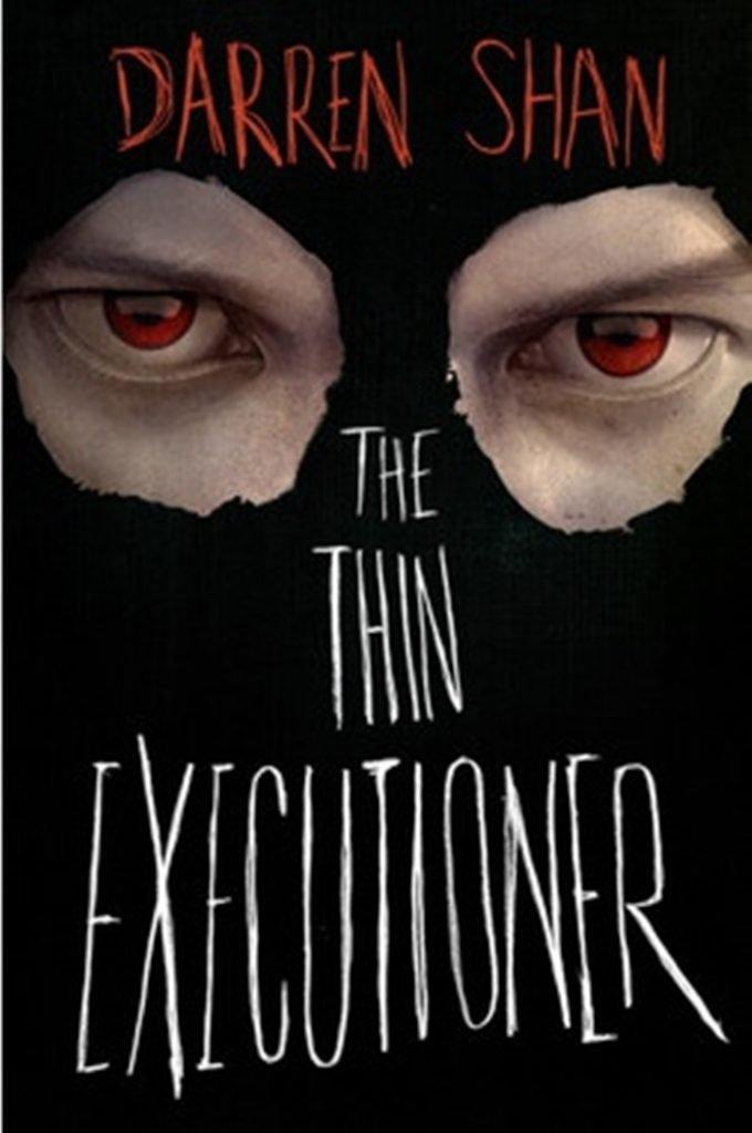 책 'the thin executioner'