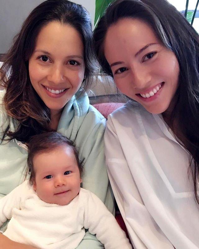 jessica michibata sisters pregnancy 18579971 822543487893909 7505293438082875392 n - 道端3姉妹の長女「ジェシカ」が妊娠発表するも結婚はまだ?